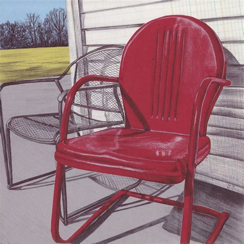 Metal Patio Chairs Retro by 30 Awesome Metal Patio Chairs Vintage Pixelmari