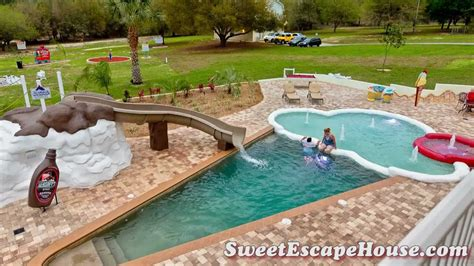 Bedroom Vacation Homes In Orlando - the sweet escape 5 acre private vacation rental near orlando youtube