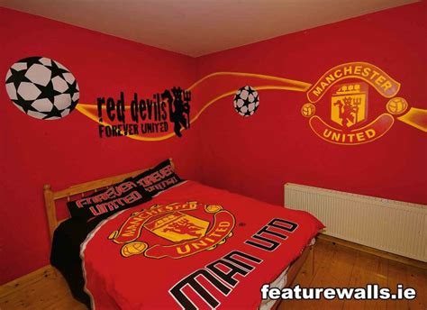 manchester united wallpaper for bedroom bedroom decoration with man utd home everydayentropy com