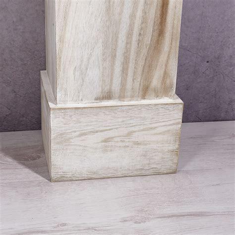 deko kamin kamin attrappe shabby wei 223 holz deko kamin kaminumrandung