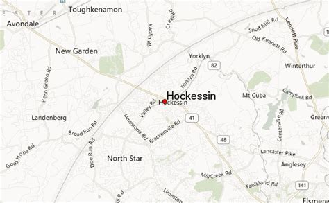 hockessin location guide
