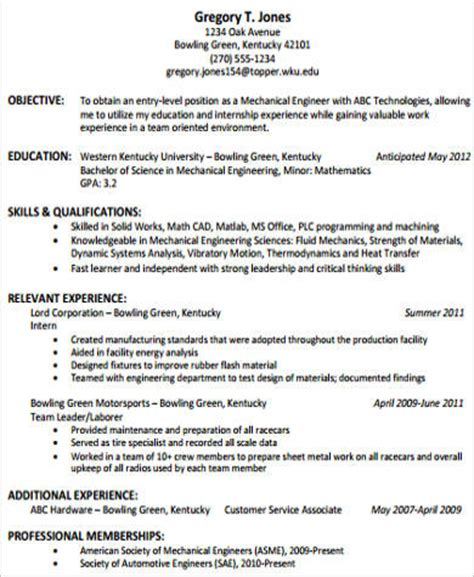 Resume Skills Engineering Sle Technical Skills Resume 10 Exles In Word Pdf