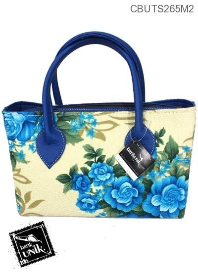 Tas Travel Kecil Motif Aceh tas sofa kecil motif bunga tas wanita murah batikunik