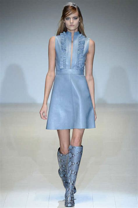 Gucci 2014 Blue gucci fall 2014 searching for style