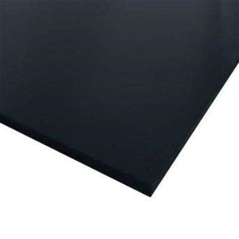 Acrylic Bening 4mm sintra sheet 6mm 48 quot x 96 quot black impression911