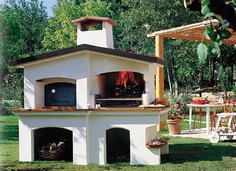 forni da giardino in muratura prezzi barbecue in muratura progetto e costruzione fai da te