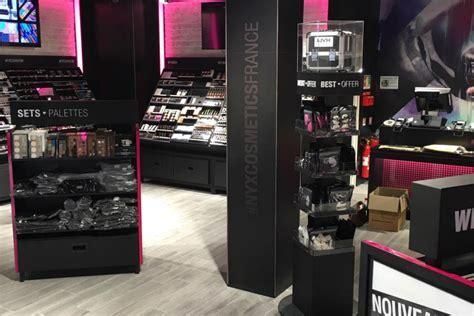 nyx pr 233 pare l ouverture de sa 100e boutique