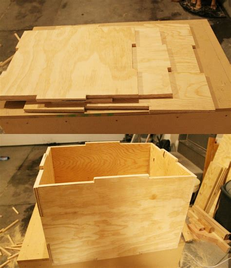 diy    wood plyo box   fitnesstutorials