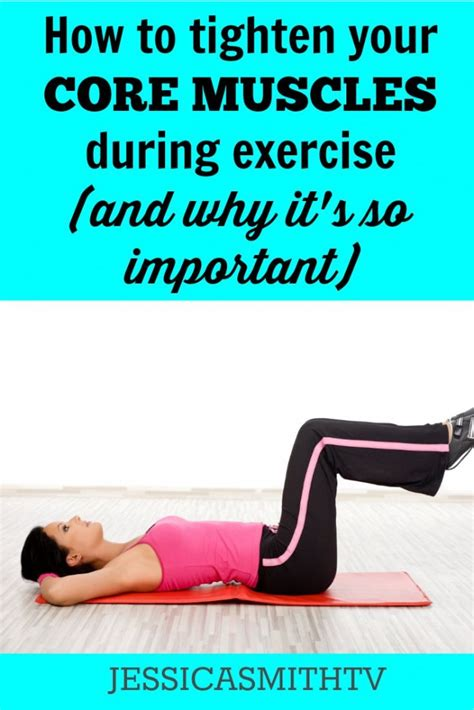 how to tighten your abs during exercise and why it s so important