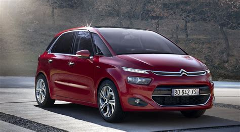 new citroen new citro 203 n c4 picasso the technospace
