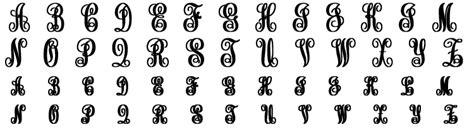 Alphabet Script K Cufflinks personalized solid gold vine font circle initial monogram