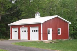 Garage Barn by Pole Buildings Horse Barns Storefronts Riding Arenas