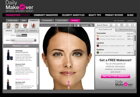 virtual hairstyler free free virtual makeover hairstylegalleries com
