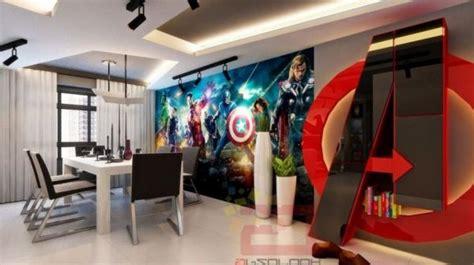 iron man bedroom an avengers themed home neatorama