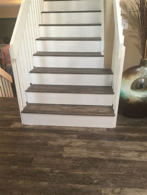 Lvp Floors  Stairs  Custom Flooring Specialists