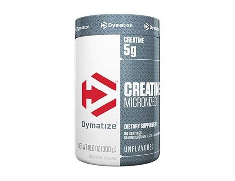 Dymatize Creatine Micronized 300 Gram dymatize creatine 300 grams builder