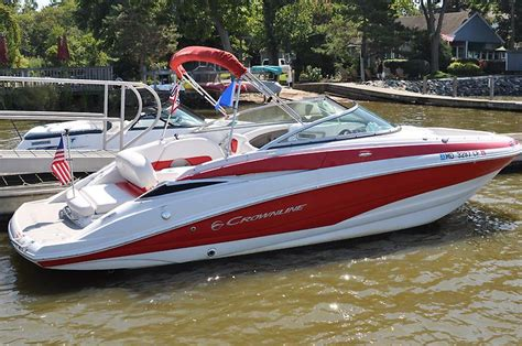 crownline outboard boats for sale crownline e2 boats for sale boats