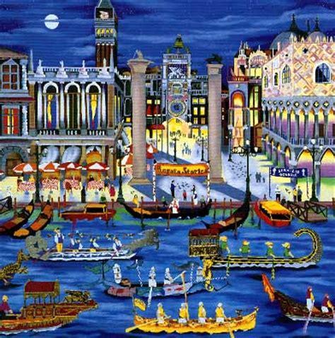 Linnea Pergola Venice Regatta At Art Gallery Plus Linnea Pergola Prints