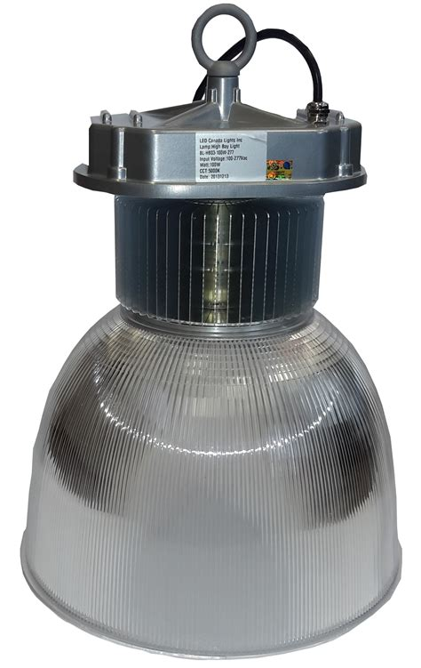 Light Fixtures Mississauga Led High Bay Complete Fixture Assembled In Canada Led Canada Lights Mississauga Based Led