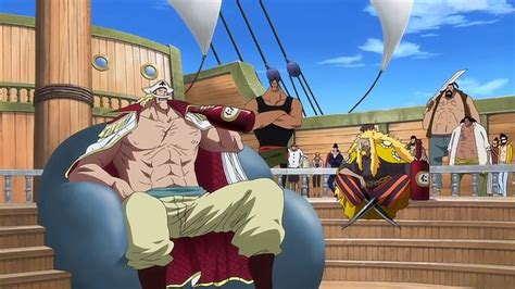 film one piece le lion d or shiki the golden lion anime amino