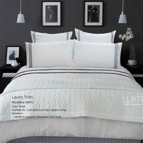 white bedding with black trim white bedding with black trim 28 images love this