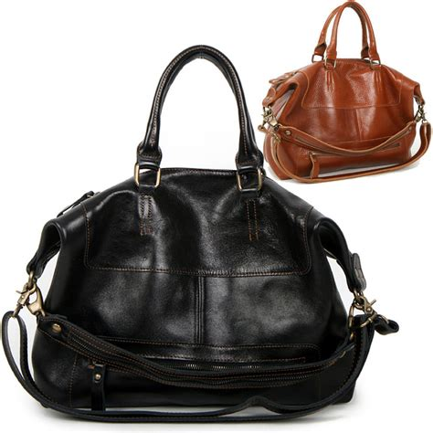 New Fashion Bag Korea Click Classic 8853 Black new leather handbag shoulder bag brown black hobo