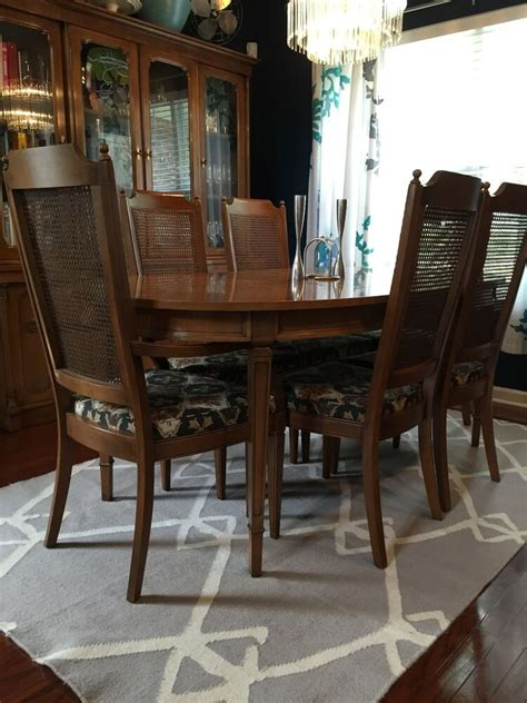 beautiful antique century furniture dining room table  chairs  ebay