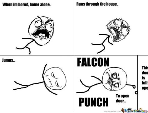 Falcon Punch Meme - falcon punch by alpha meme center