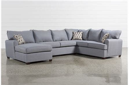 meyer sectional sofa meyer 3 piece sectional w raf chaise living spaces
