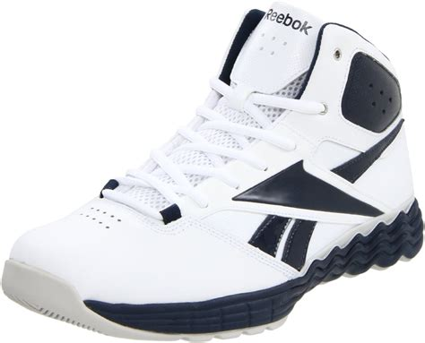 reebok basketball shoes for reebok reebok mens thermal vibe basketball shoe in white