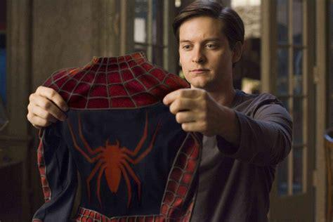 spider man 2002 tobey hqir spider man 4 villains revealed in concept art collider
