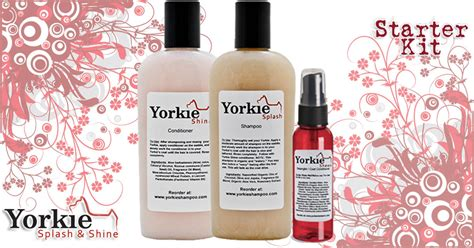 yorkie grooming kit yorkie grooming starter kit