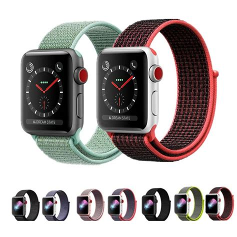 Jam Tangan Apple 2 by Tali Jam Tangan Wooven Apple Series 1 2 3