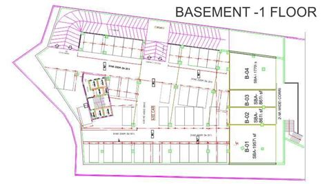 basement plan design 8 proposed corporate office avinash group most trusted real estate company of