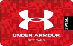 Under Armour Gift Card Discount - giftcardplace buy discount gift cards cash in gift cards