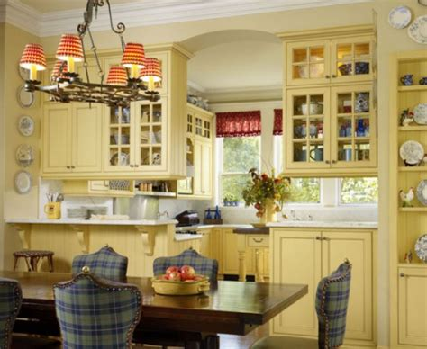 Parisian Kitchen Design Chic And Inviting Country Kitchen Interiors