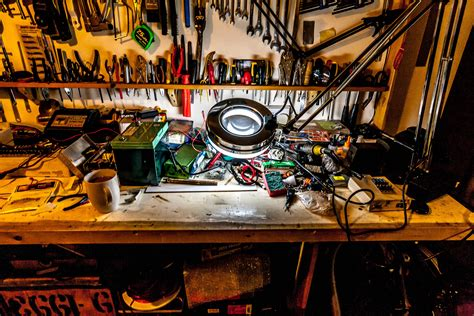 Tools Every Garage Should by How To Build The Workshop Tools Every Garage