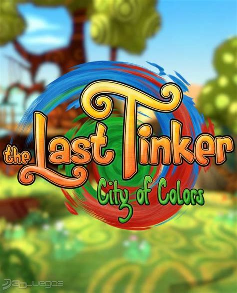 the last tinker city of colors the last tinker city of colors para ps4 3djuegos
