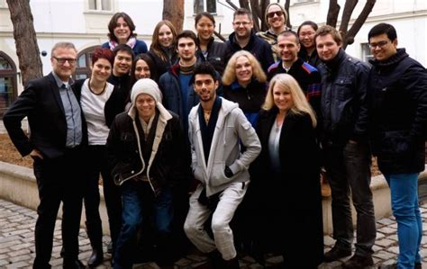 Chapman Mba Class Profile by Chapman Students Visit Prague To Study Social Media