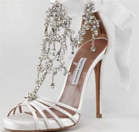 White Wedding Heels For by 17 Best Ideas About White Wedding Shoes On