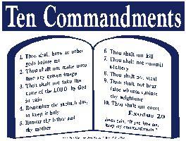printable version of catholic ten commandments the 10 commandments forgotten but still relevant