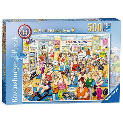500 Jigsaw Puzzle fit 4 nothing 500 ravensburger jigsaw puzzle