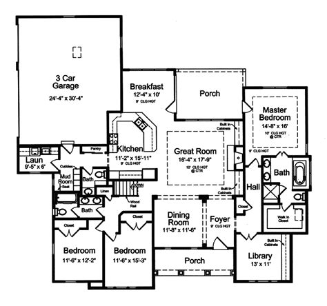 liverpool english cottage home plan 032d 0137 house plans english house plans numberedtype