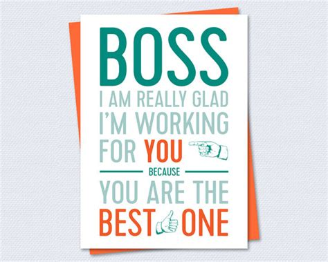 printable birthday cards boss printable birthday cards for your boss