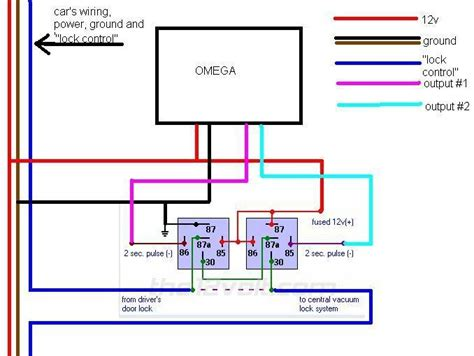 w201 central locking wiring diagram wiring diagram with