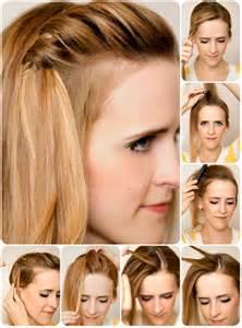 frisuren lange haare flechten anleitung frisuren lange haare anleitung