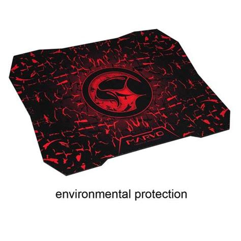 Marvo G1 Gaming Mousepad פד לעכבר marvo gaming mouse pad g1 tlv media center
