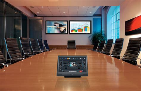 room electronics simple conference room extron