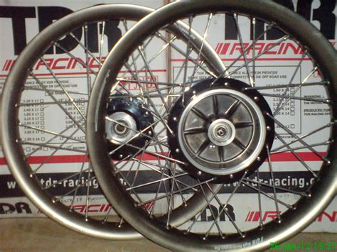 Spare Part Tdr velg tdr black holidays oo