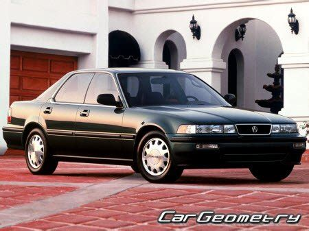 old car manuals online 1994 acura vigor auto manual контрольные размеры кузова acura vigor cb5 1992 1994 body repair manual